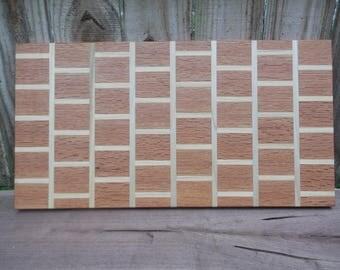 Wood Cutting Board - Oak and Poplar