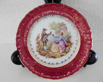 Wall/tray Limoges France