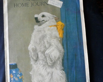 Vintage November 1916 Ladies Home Journal Magazine  882