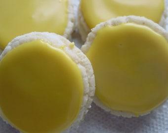 Mother's Day Tea or lemon cookies