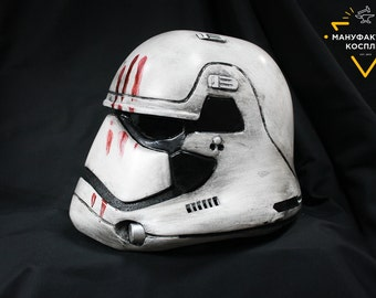 Stormtrooper Helmet, Star Wars The Force Awakens, props