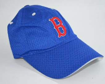 Boston Red Sox cap joint