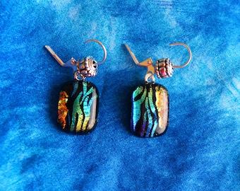 Dangle Earrings/Blue Earrings/ Lever Earrings Hooks/Earring Set/Summer Jewelry/ Summer Earrings