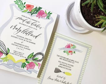 Bridal Shower Invitation (Kitchen)