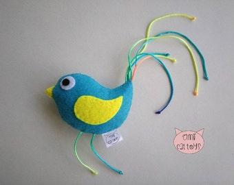Bird Cat Toy, Bird Catnip Toy, Bird Valerian Cat Toy