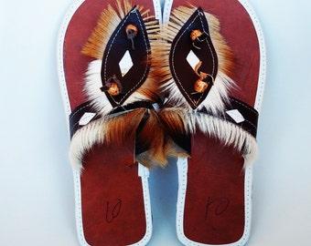 Sandals 'Shield' Zulu