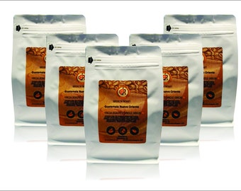 GUATEMALA NUEVO ORIENTE | 100% Fresh Roasted Coffee Beans | Medium Roast | Whole Bean or Ground | 12 oz.