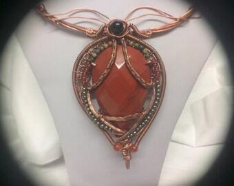 Regal Red jasper
