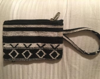 Black and White Coinpurse