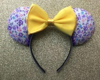 Violet Lemonade, Left My Tower, Disney Ears, tangled