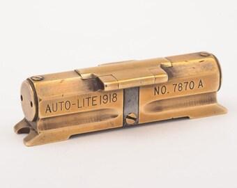 Word War 1 Brass Military Level, Circa 1918