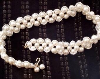 Pearl Belt Vintage