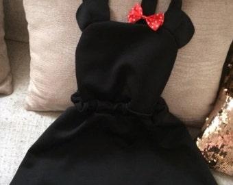 Minnie Mouse jumper dress