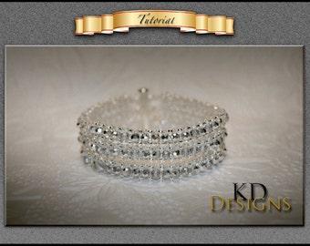 3 Strand Tennis bracelet