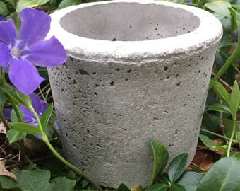 Hypertufa Small Planter