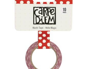 Carpe Diem Hello Magic Washi Tape