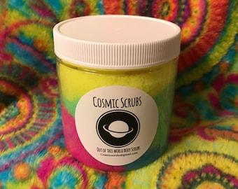 Loopy - Fruit Loops Scented Sugar Crub - Body Scrub from Cosmic Scrubs