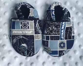 Star Wars Slip On Style Slippers