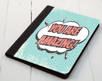 Personalised notebook travel journal customisation add your own image or use our pre-made designs