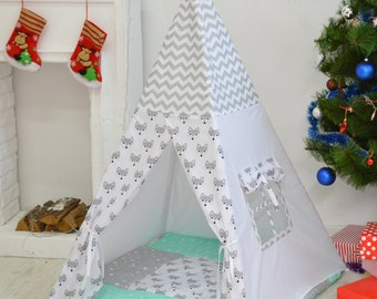 Kids Teepee, Childrens Teepee, Teepee, Playtent, Playhouse, Tipi, Kids Tent, Play Teepee, Wigwam, Tee Pee, Tent, Tipis, Teepee Tent for Kids