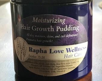 Moisturizing Hair Growth Pudding