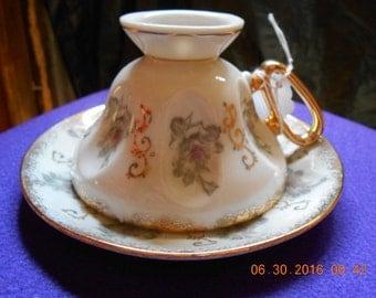 Vintage Japan Teacup and Saucer Set ~ 1970's