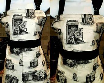 Children's Apron (Camera's)