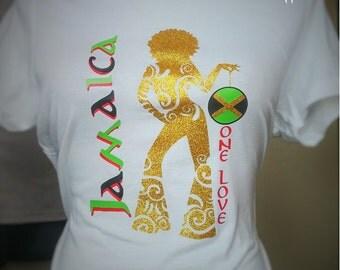 Jamaica - One Love Tee