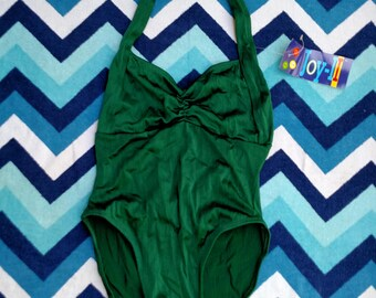 Emerald City One Piece Bathing Suit