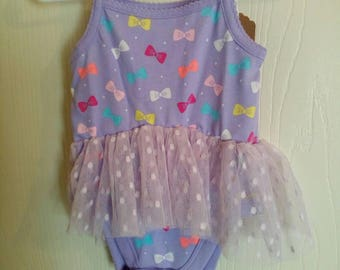 onsie dress for 0-3 month old baby girl