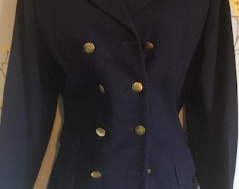 Vintage millerty blazer size 12