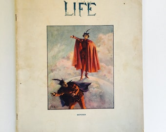 Life Magazine From March 19, 1914, American