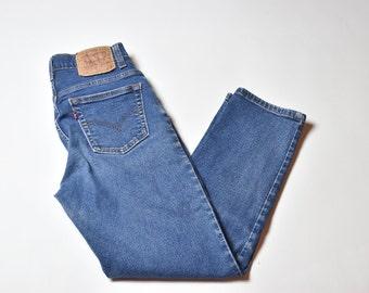 Vintage Blue Levis 550 Jeans