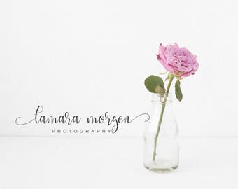 Logo, Logo design, Photography logo, Premade logo, Calligraphy logo, Handwritten logo, Photography watermark, Logo design, Custom logo, pl8