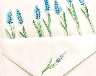 Flower Cards -Set of 6