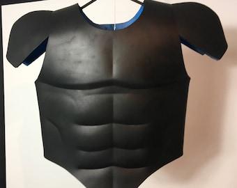 Basic Black Armor