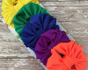 Rainbow mini set of 5