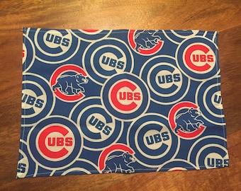 Chicago Cubs pocket square