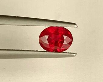 1.01ct Natrual maynamar(burma) Ruby