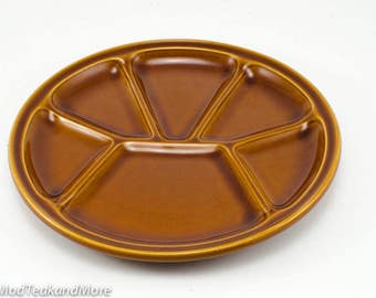 Fondue Plates by Gien Made in France