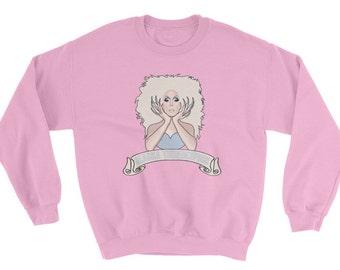Alaska Thunderfuck 5000 Fan Art | Rupaul's Drag Race Katya Zamolodchikova Adore Delano Bianca Del Rio Alyssa Unisex Christmas Sweater Gift