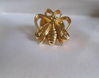 Authentic Vintage Guerlain bee pins