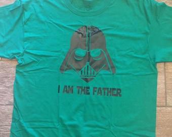 Starwars father shirt