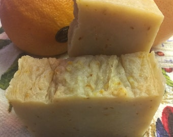 Grapefruit Orange Citrus Soap