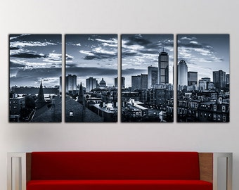 Marvelous Boston Wall Art Boston Prints | Etsy