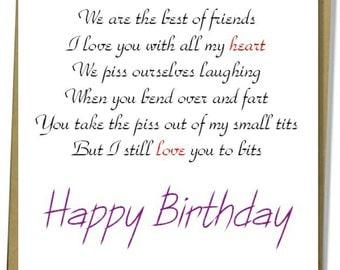 Gedicht Gelukkige Verjaardag Beste Vriendin Archidev