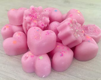 Mermaid Kisses (Jo Malone Inspired) Scented Glitter Wax Melts For Wax Burners / Gift