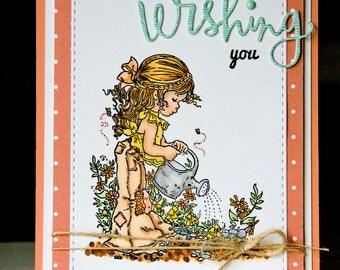 Wishing You - Stampavie