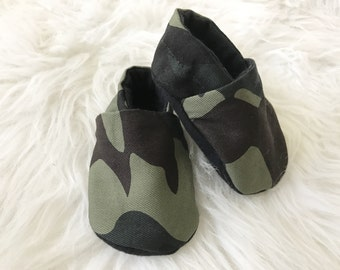 Camo booties | bdu booties | army booties