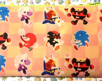 Sonic Cosmetic Bag - Medium